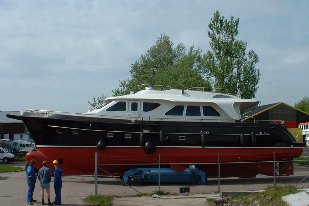 яхта Aquanaut Global Voyager