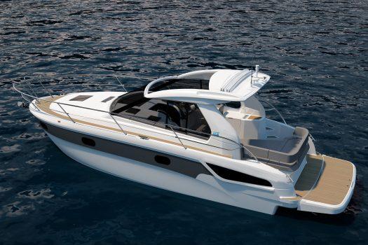 моторная яхта, круизер Bavaria S33