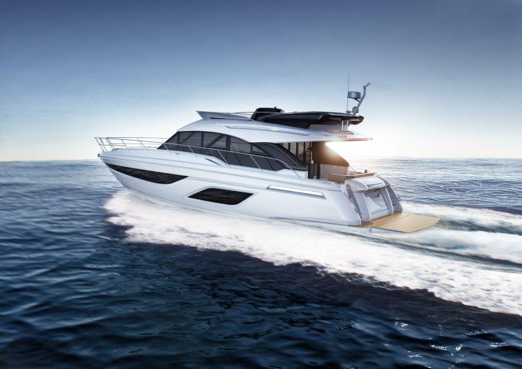 Яхта Bavaria R55